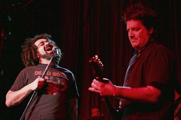 Counting Crows perform at LAX Nightclub (Photo credit: LAX Nightclub)