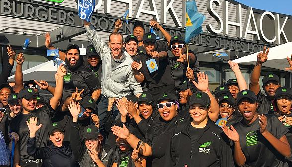 You're in Luck Las Vegas! Shake Shack to Open Its Doors on Wednesday, Dec. 20 at Las Vegas North Premium Outlets