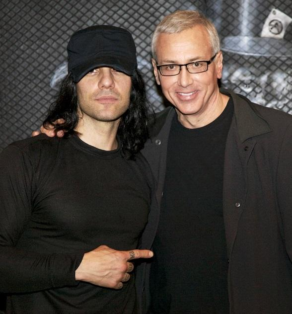 Criss Angel and Dr. Drew