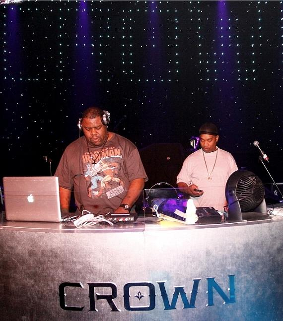 Biz Markie at Crown Nightclub