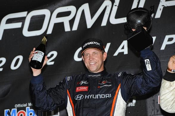 Rhys Millen Wins Second Consecutive Formula DRIFT Final at The Strip at Las Vegas Motor Speedway