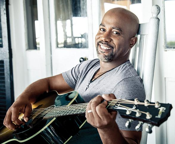 Darius Rucker set to Headline Tiger Jam 2017 at MGM Grand Hotel & Casino May 20