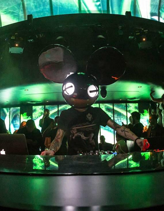 deadmau5 at Hakkasan