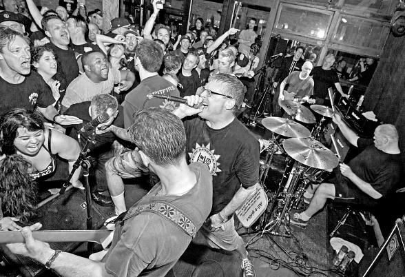 Descendents to perform at Brooklyn Bowl Las Vegas at The LINQ Promenade Dec. 16