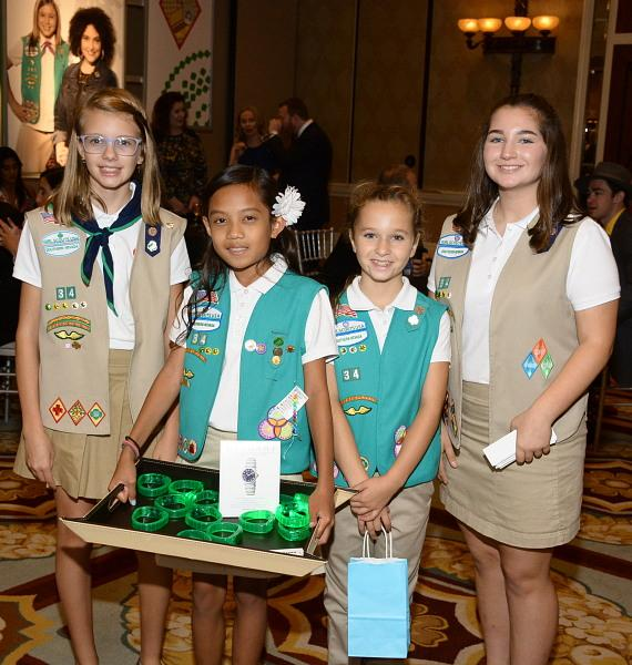 """Girl Scouts of Southern Nevada's """"Dessert Before Dinner"""" Gala"""