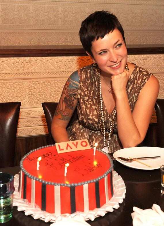 Diablo Cody at LAVO