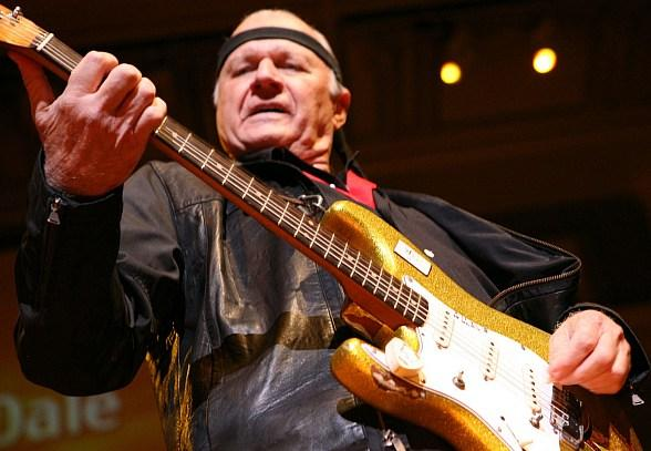 Surf Guitar Legend Dick Dale to Perform Hard Rock Live Las Vegas Dec. 13