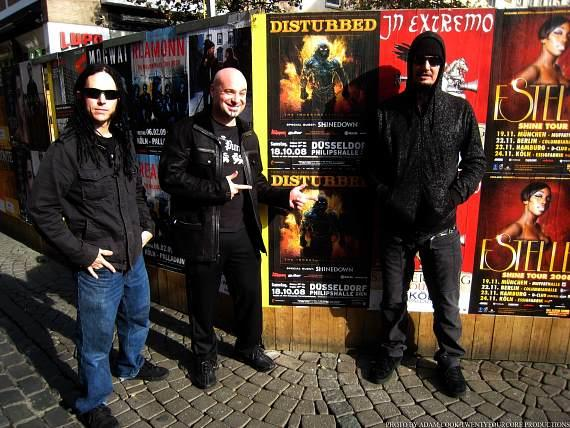 Disturbed is set to perform at The Pearl Concert Theater on Friday, January 30, 2009