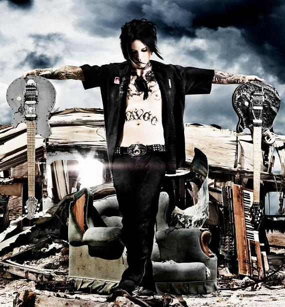 Guns 'N' Roses lead guitarist DJ Ashba