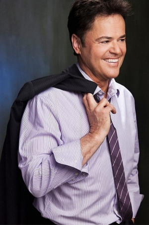 "Donny Osmond to Celebrate Recent Release of 60th Album ""The Soundtrack of My Life"" with CD and Poster Signing at Flamingo Las Vegas"