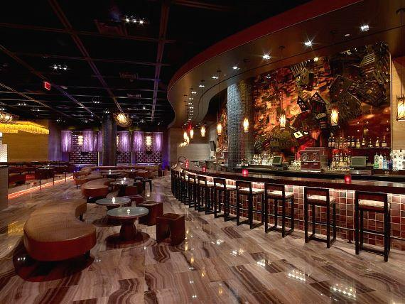 Dos Caminos Mexican Kitchen & Lounge is located inside The Palazzo
