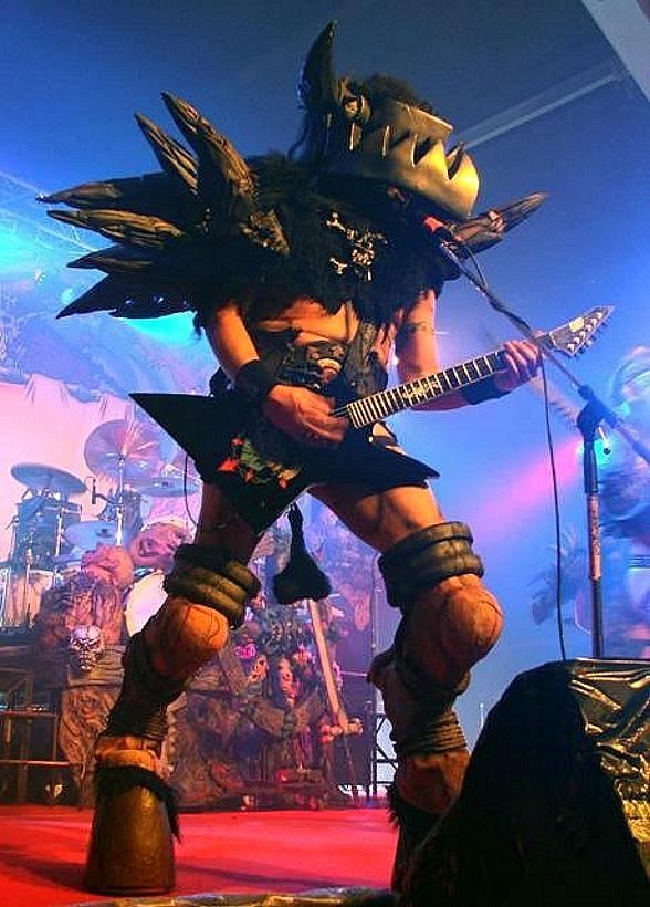 Smash Magazine Presents the All Mighty GWAR to Fremont Country Club on Nov. 18