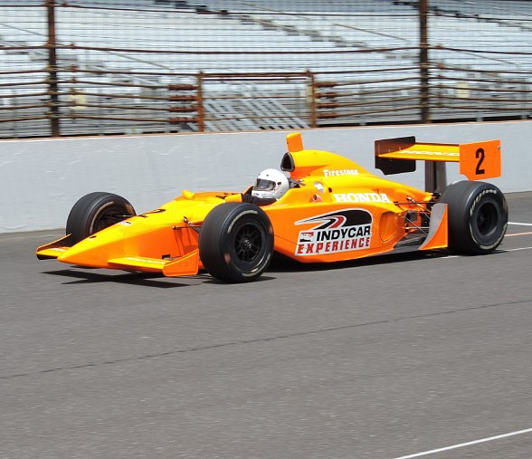 richard petty driving experience adds open wheel indycar
