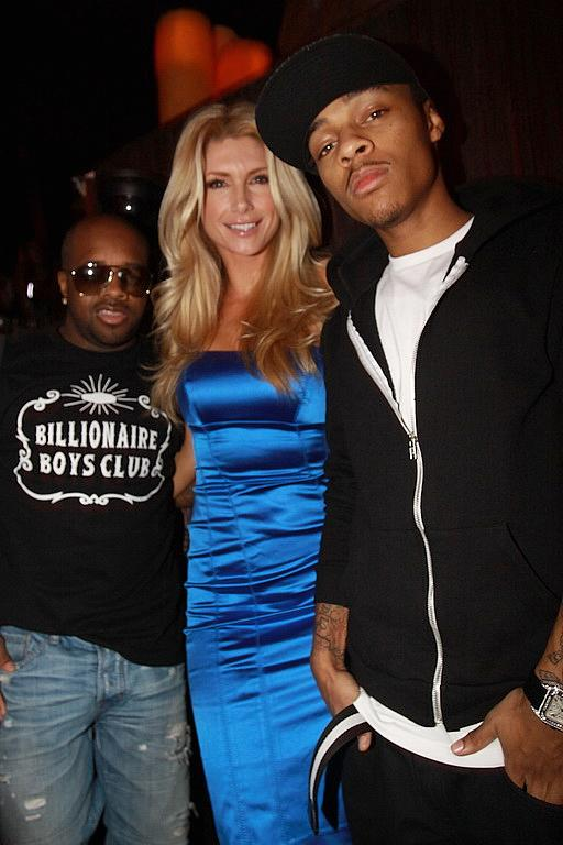 Jermaine Dupri, Brande Roderick and Bob Wow (Photo Credit Hew Burney)
