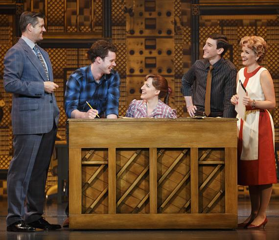 """""""Beautiful – The Carole King Musical"""" to Premiere at The Smith Center Sept. 20 – Oct. 2"""
