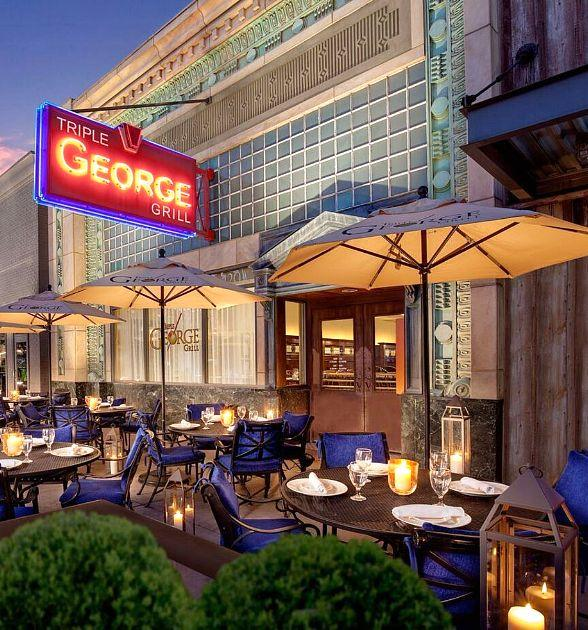 "Triple George Grill Welcomes ""The Phantom of the Opera"" to Las Vegas with a Special Dinner Menu"