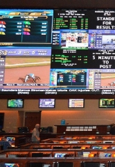 Red Rock Resort Sports Book unveils new first-of-its-kind Visual Technology
