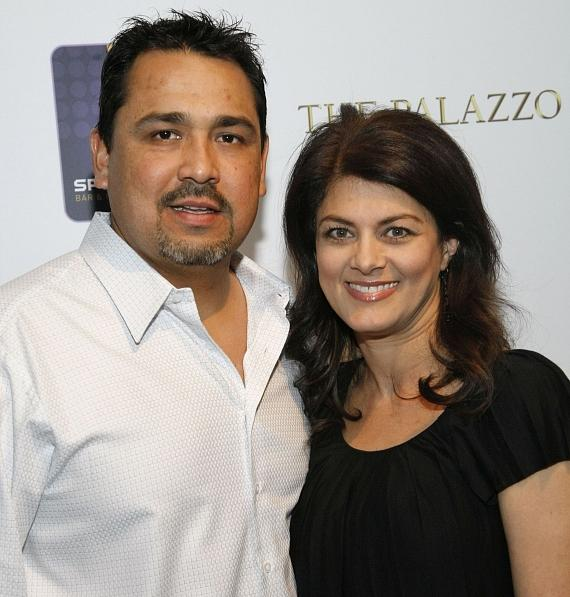 Eddie and Lisa Guardado at The Palazzo in Las Vegas