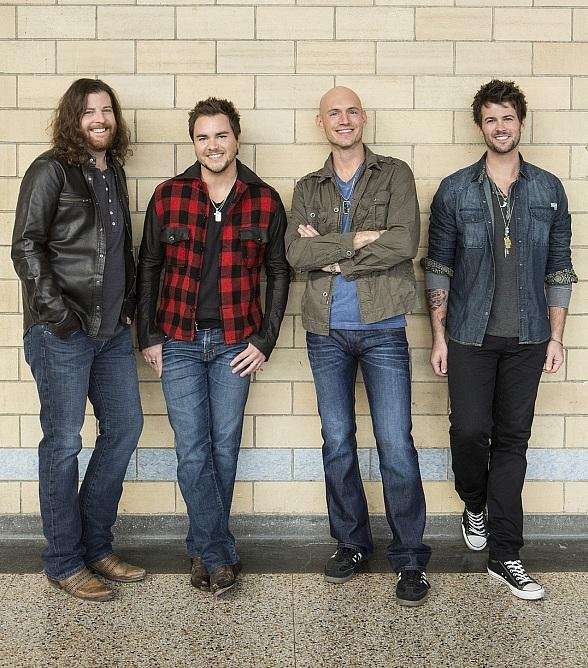 Saddle up for the Eli Young Band Live inside Access Showroom at Aliante Casino + Hotel + Spa May 7