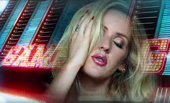"Downtown Las Vegas and El Cortez Hotel & Casino play host to Ellie Goulding's Newest Music Video ""On My Mind"""
