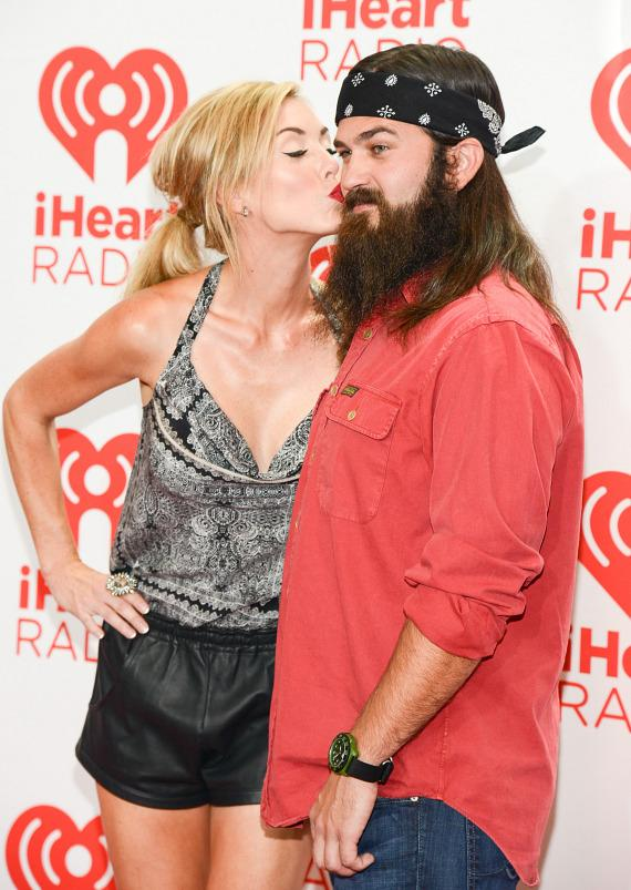 essica Robertson and Jep Robertson