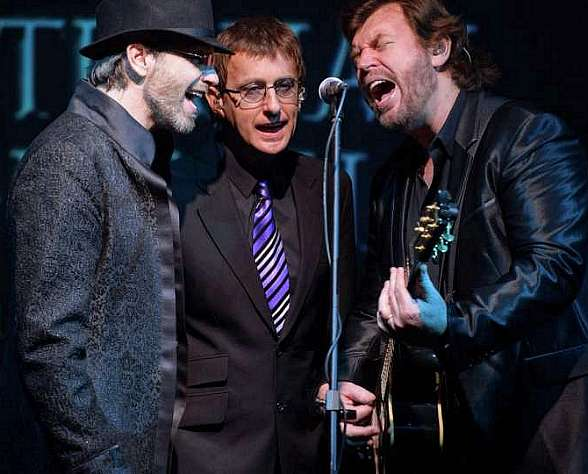 The Australian Bee Gees Show Celebrates Five Years at Excalibur Hotel & Casino in Las Vegas on Feb. 1