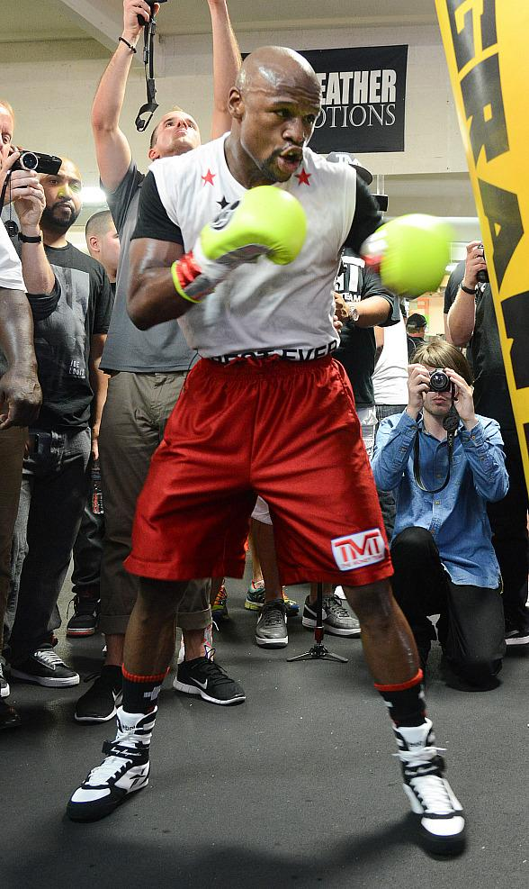 Ten-Time World Champion Floyd