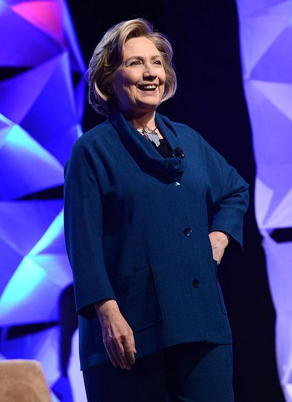 Former U.S. Secretary of State Hillary Rodham Clinton Addresses Institute of Scrap Recycling Industries in Las Vegas