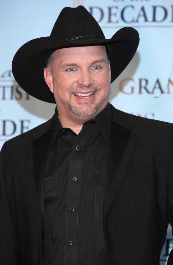 garth brooks strait    d