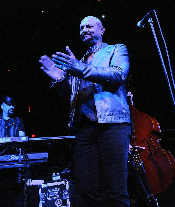 Geoff Tate performs at Body English in Hard Rock Hotel & Casino