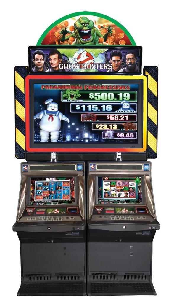 IGT's Ghostbusters Slots Launch at MGM Resorts' Las Vegas Properties