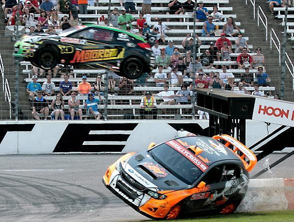 Sylvania SilverStar zXe Global RallyCross Championship to Debut at Las Vegas Motor Speedway Sept. 29