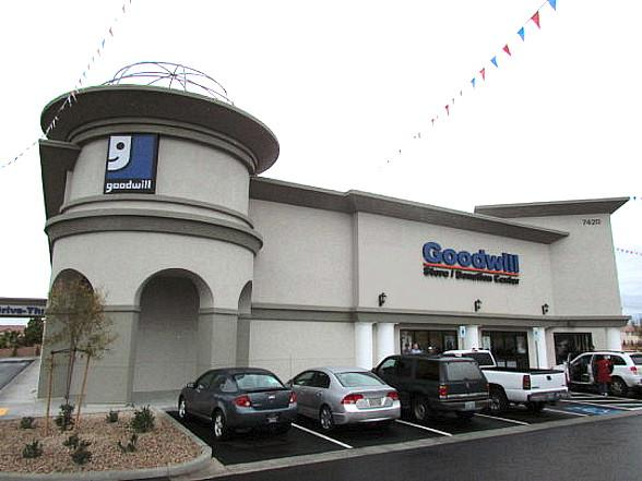 Goodwill Preps for End of Year Giving Rush