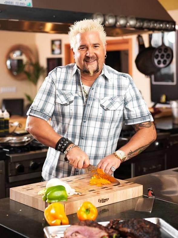 Guy Fieri's Vegas Kitchen & Bar to Sizzle on the Las Vegas Strip
