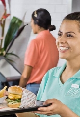 The Habit Burger Grill Partners Again with No Kid Hungry and Offers Free Charburger with Cheese for Donations of $2 or More