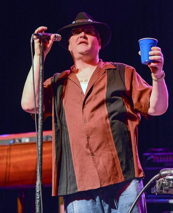 Blues Traveler Performs at Henderson Pavilion