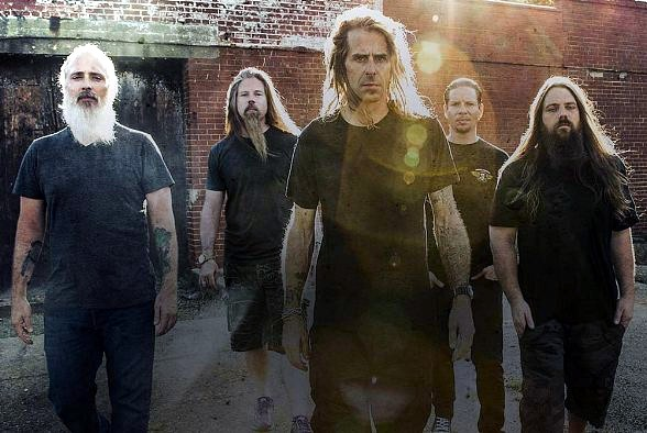 Lamb of God with Anthrax at Brooklyn Bowl Las Vegas Feb. 11