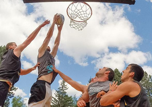 Spokane Hoopfest Brings its A-Game to Toshiba Plaza and New York-New York during Las Vegas 3-on-3 October 14–16