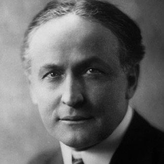 Festivities will include a séance to contact legendary escape artist Harry Houdini
