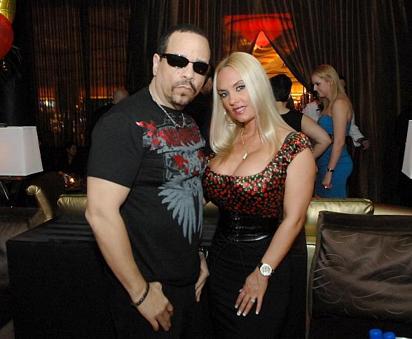 Ice T at Blush Boutique Nightclub in Wynn Las Vegas