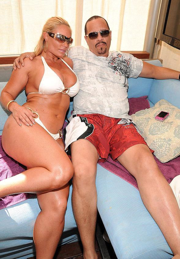 Coco and Ice-T at Rehab at the Hard Rock Hotel
