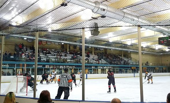 Cool off at the SoBe Ice Arena at Fiesta Rancho