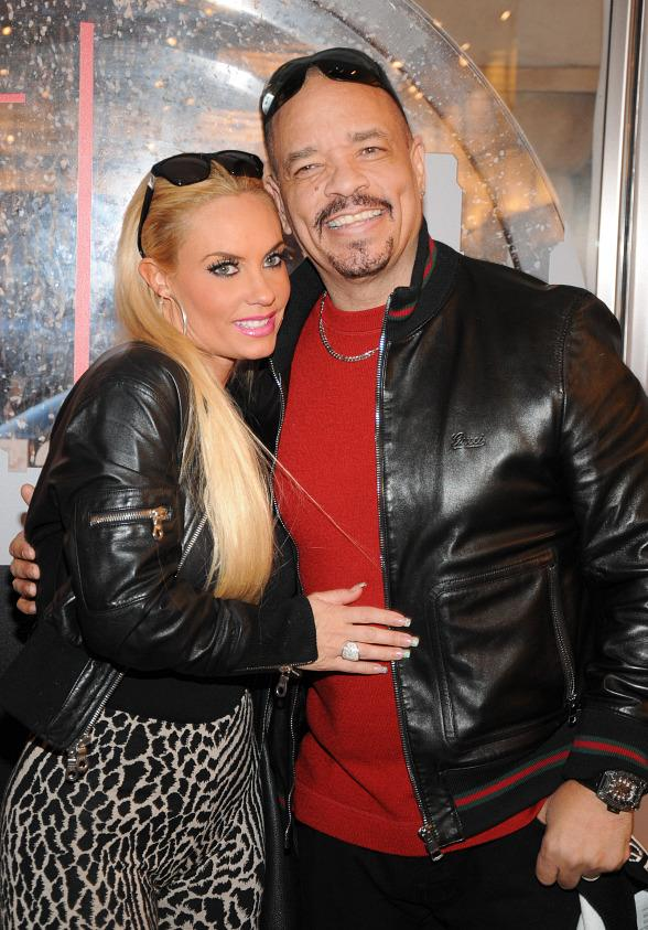 Ice-T and Coco go shopping at Town Square Las Vegas