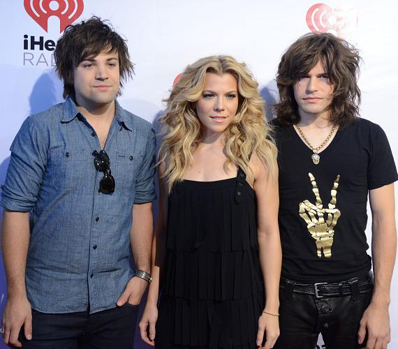 The Band Perry at iHeartRadio Village in Las Vegas