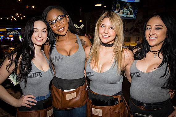 Meet the servers at The Still in Las Vegas