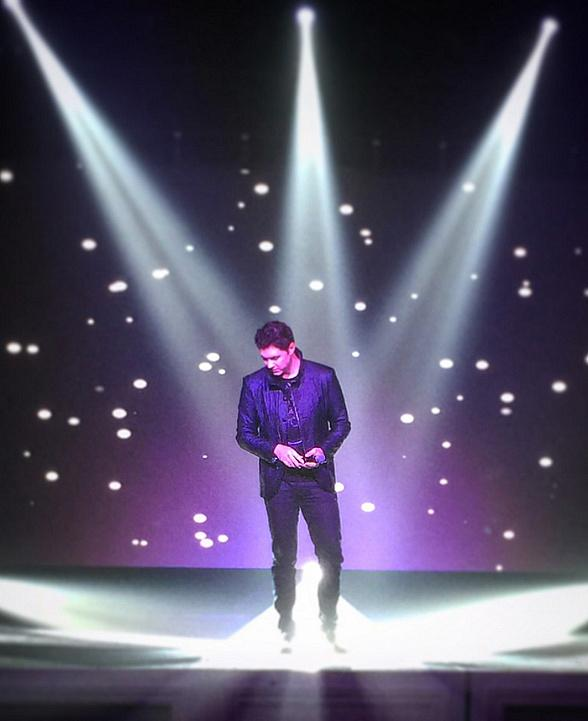 The Space to Feature Powerhouse Singer Daniel Emmet on Sept. 17