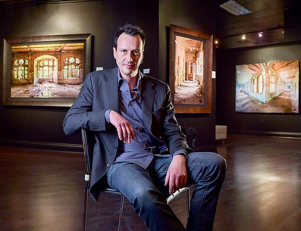Opportunity Village Artists Partners with Award-Winning Photographer Mario Basner to Create Contemporary Art on Display at at Tivoli Village Las Vegas