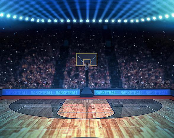 Grab a Court-Side Seat at SLS Las Vegas to Watch College Basketball's Biggest Tournament March 16-19