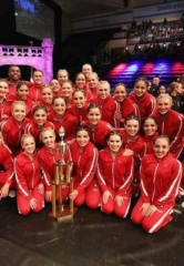 UNLV Wins Dance Awards at 2018 National Cheer & Dance Competition