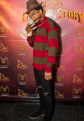 Trey Songz Performs for Night Two of Drai's: Horror Story Halloween Bash